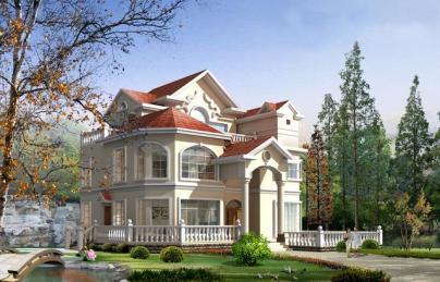 好看又实用的复式小别墅,可以这样修