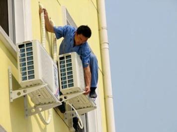 看看这些空调室外机的尺寸,就知道该怎么买空调了