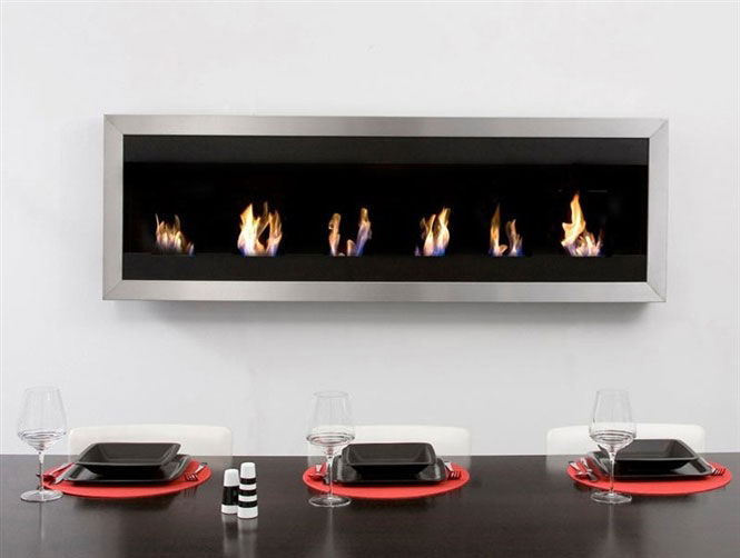 燃气真火壁炉工作原理是什么?有什么优势?