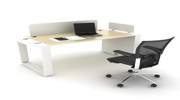 卡座办公桌有哪些材质,怎么安装?