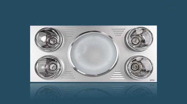 浴霸灯各类优点,怎么选购浴霸?