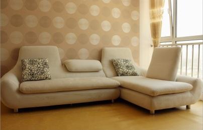 客厅摆一组这样的沙发,邻居看了直问哪里买的