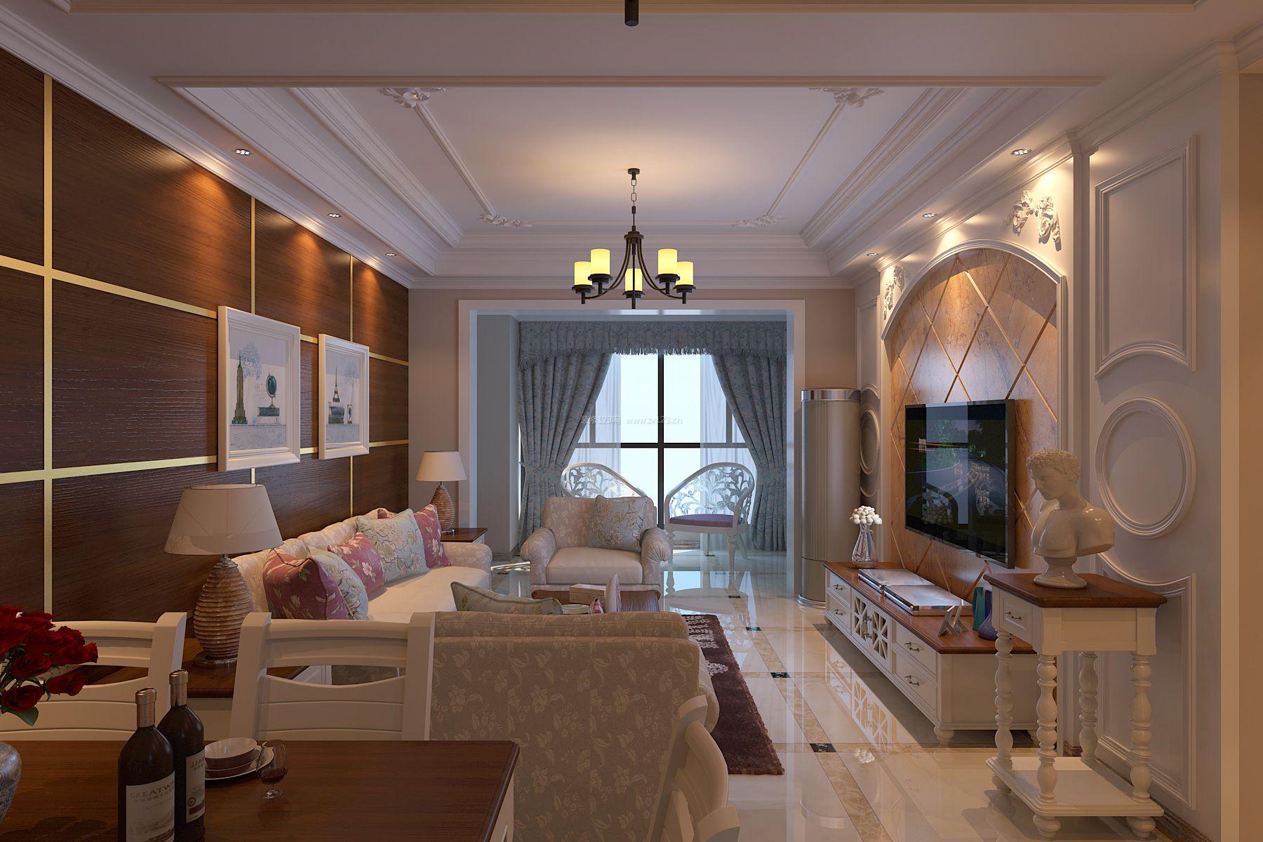 简欧装修费用,简欧式风格怎么做室内设计