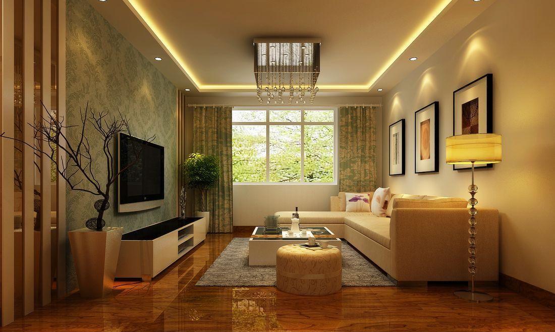 家居 起居室 设计 装修 1100_658