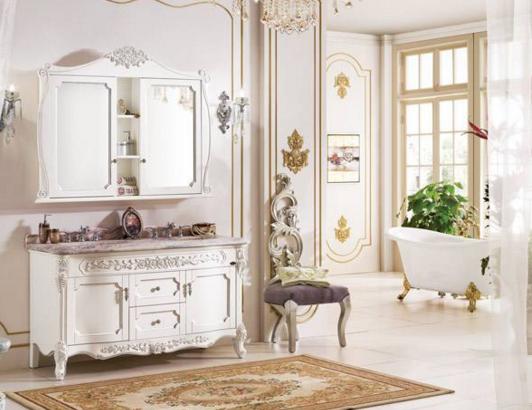 橡木浴室柜怕水吗?橡木浴室柜的优缺点有哪些?
