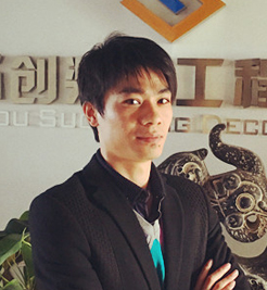 家装设计师杨树平