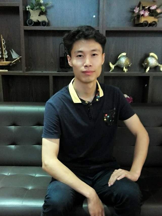 家装设计师金峰
