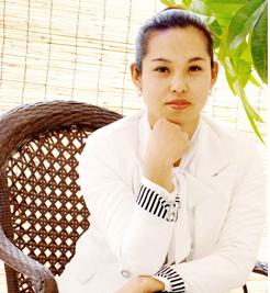 家装设计师刘倩
