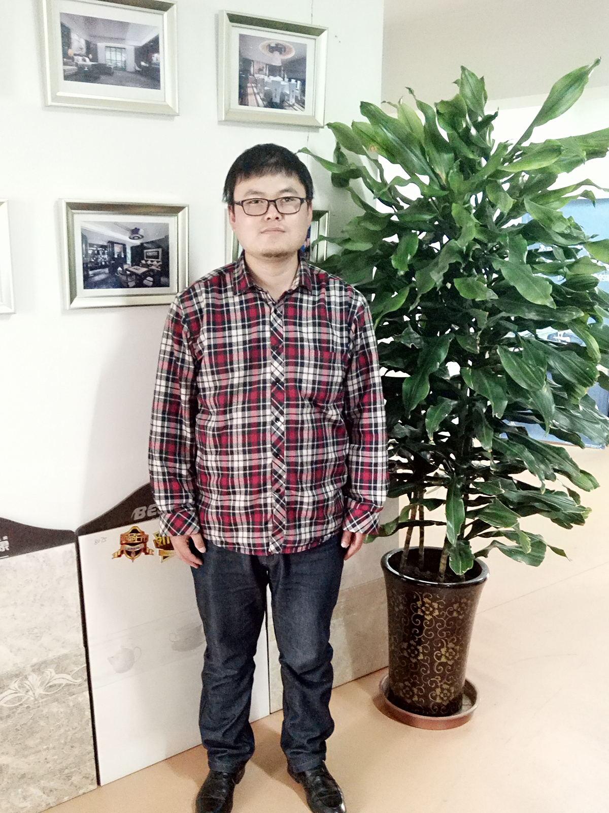 家装设计师王龙