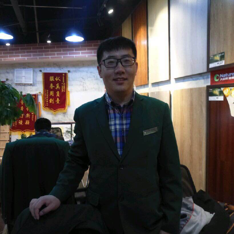 家装设计师刘京军