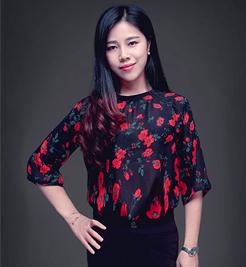 家装设计师余莲梅