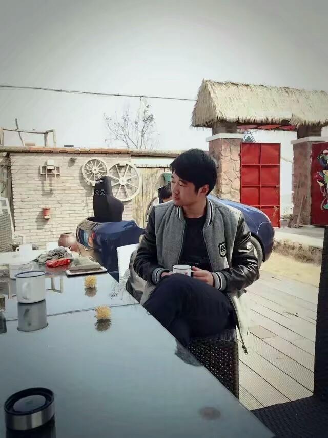 家装设计师杨博文