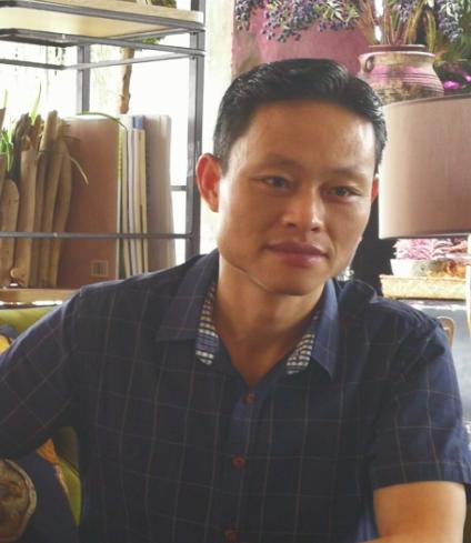 家装设计师胡波