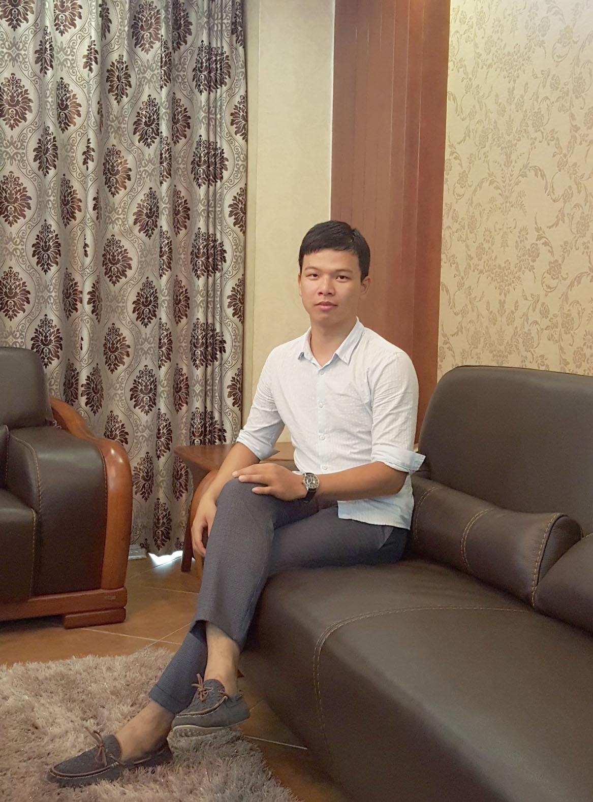 家装设计师张伟迪