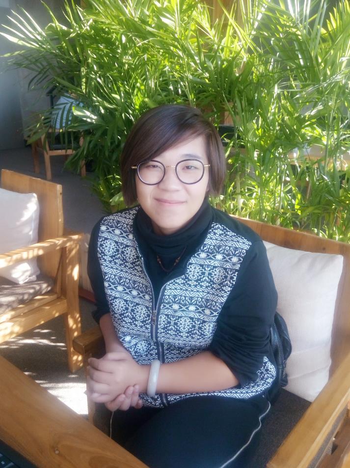 家装设计师刘莉