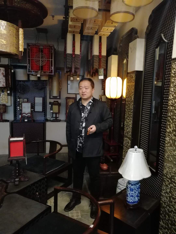 家装设计师峰魂设计组总监--张艺峰