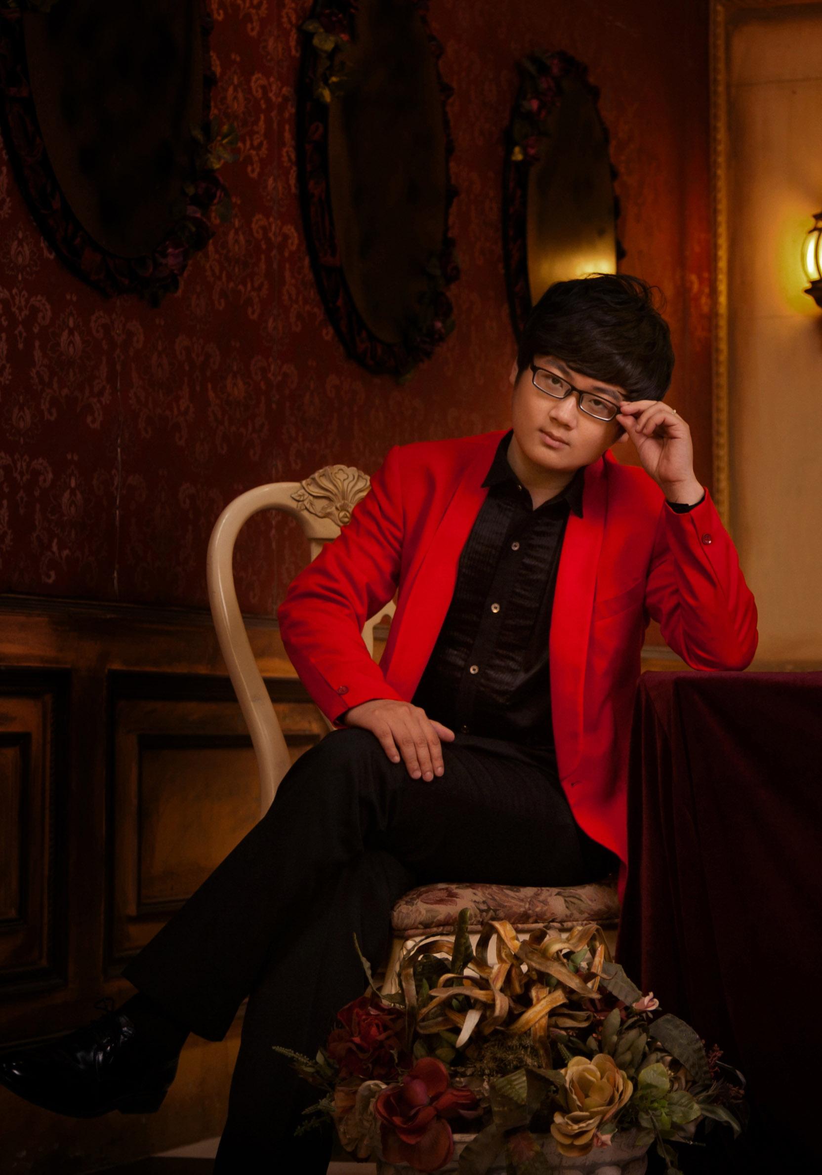 家装设计师峰云设计组总监--刘昭