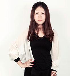 家装设计师陈丽