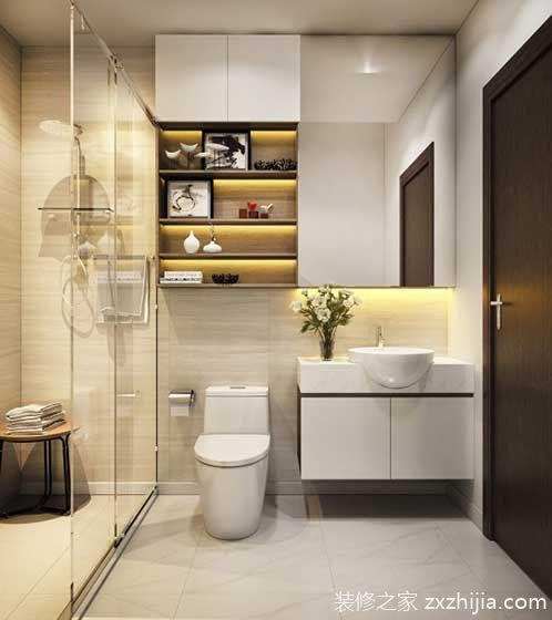 放松舒展之家 10款精美浴室设计装饰图
