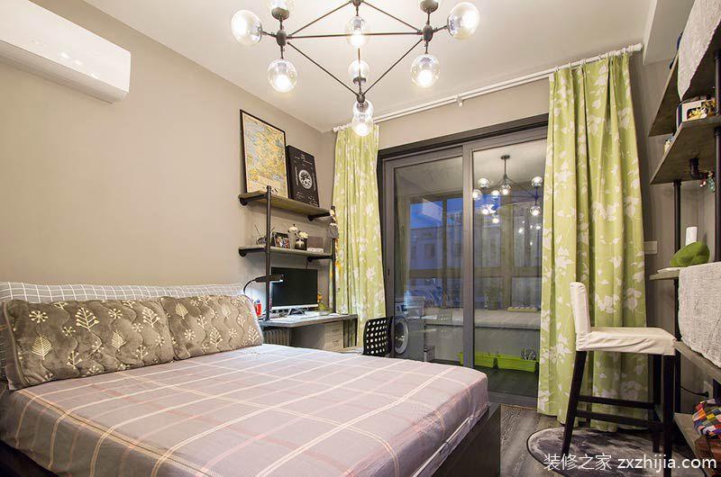 40平小背景loft距离效果图复古融合电视户型时尚墙最佳装修图片