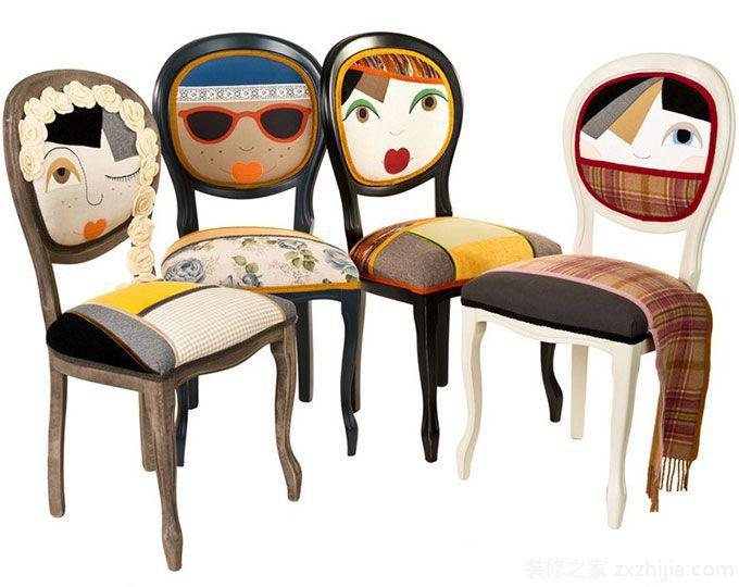 乐活单人椅 10个创意椅子设计图