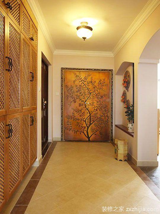 进门的风景 12张玄关过道装修效果图