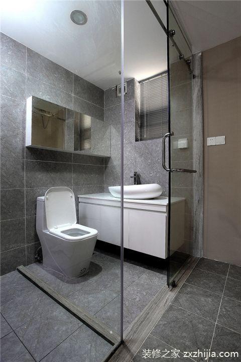 方圆越秀时光3室2厅113平米简约风格