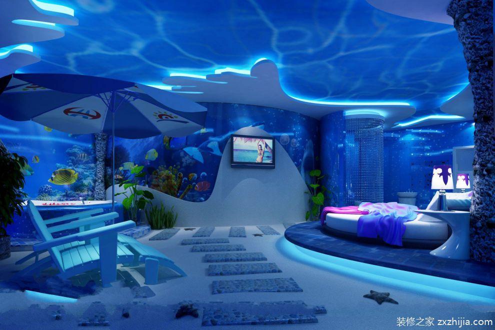 海洋主题酒店设计
