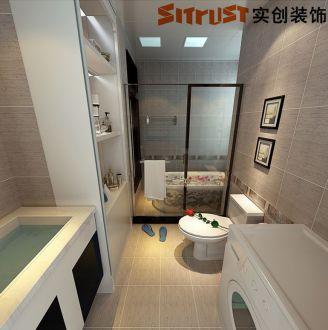 11万打造上海宝山83平二房简欧风格