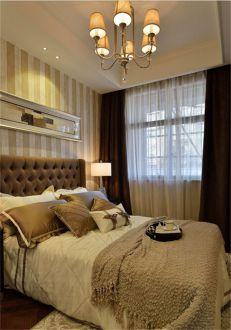 保利茉莉公馆欧式风格卧室装修