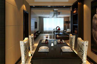 18万打造105平米现代中式风格的家