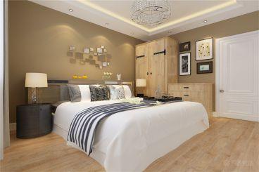 远洋城-104.78㎡-现代风格-卧室