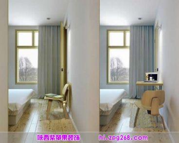 崇尚简单 59平极简小户型公寓