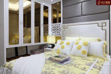 维安花园东南亚风格卧室效果图