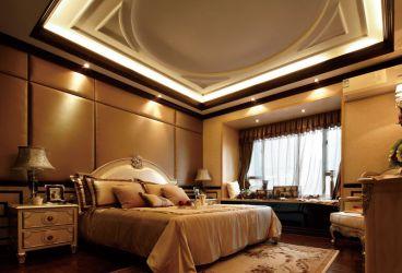 时代俊园古典欧式风格卧室效果图