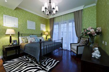 华盛达阅城地中海卧室效果图