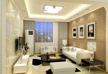 澳东世纪简约风格全包83平住宅装潢