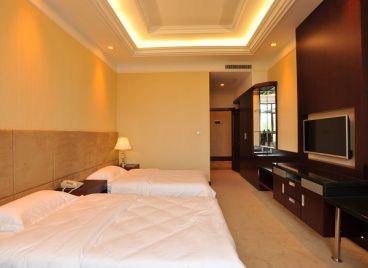 工装军队荣誉室及客房装修案例