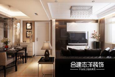 同馨家园简约风格90平两居装修