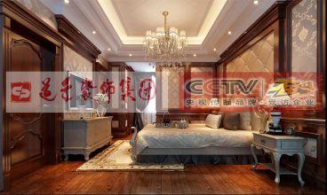 佛伦堡欧式古典卧室效果图