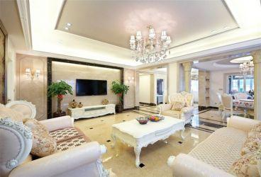 太平龙湾一号欧式风格全包住宅装修