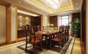 圣莫丽斯新中式风格全包公寓装修