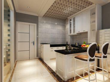 维多利简约风格50平公寓全包装修
