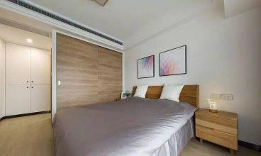 府上和平日式卧室效果图
