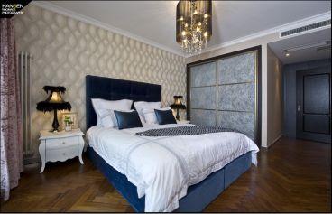 中城誉品欧式古典风格卧室效果图