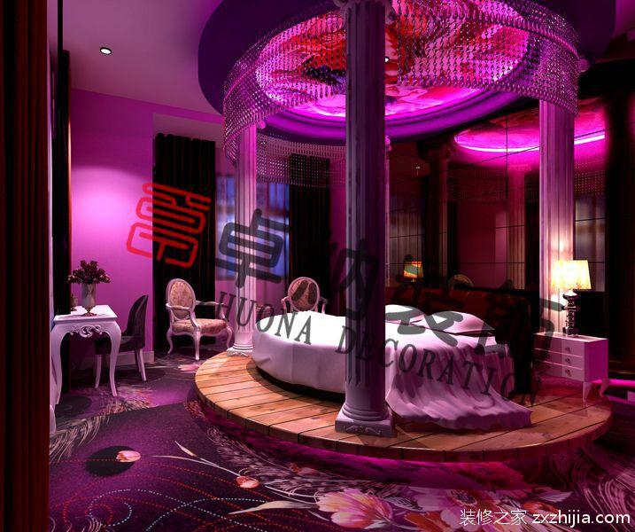 橄榄树主题酒店时尚混搭风格装修