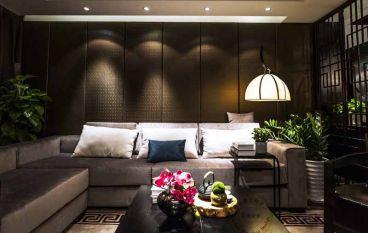 碧桂园新古典风格120平三居室装修