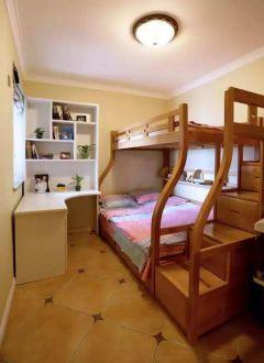 西湖里欧式古典卧室效果图