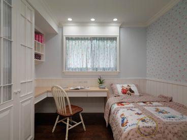 柠檬郡美式风格半包住宅装修
