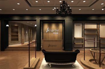 维加斯展厅及办公室装修案例